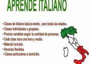Cursos de italiano en tuxtla gutierrez