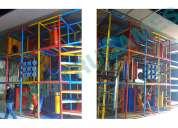 Juegos infantiles fabricantes en mexico