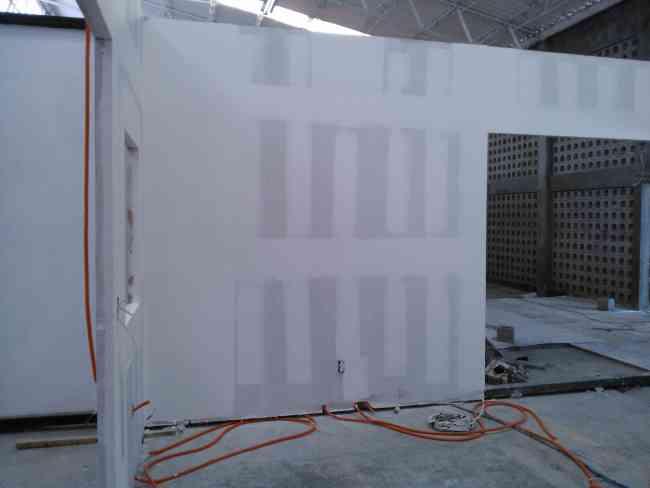 Muros y plafones de durock y tablaroca economicos for Plafones de pared infantiles