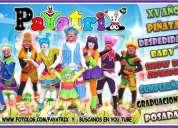Payasos en monterrey payatrix show infantil