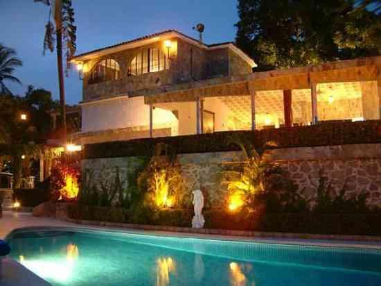 Acapulco Villa De Lujo 8 Rec Terrazas Alberca Profunda