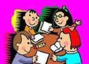 Solicito asistente educativo o puericultura