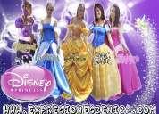 Fiestas infantiles, show de princesas, show infantil, rapunzel, cenicienta, bella, aurora, blancanie