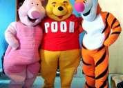 show de winnie pooh y muchos mas