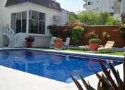 Costa azul acapulco, casa sola, 4 recamaras, alberca, jardin,