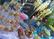 fuentes de chocolate en monterrey, mesa de dulces y salados