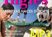 Aprende a hablar ingles con el multipack 1 idiomas por solo 9 euros ,1`5 gigas de informacion