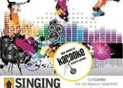 Karaoke mexico pingpoing fiestas tema, fiestas karaoke distrito federal