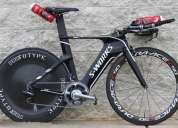 Specialized s-works shiv di2 road bike