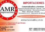 Amr importaciones