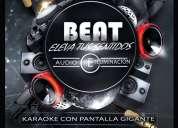 Luz y sonido profesional beat
