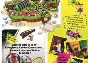 Animadores mexico fiestas y eventos inflables fiestas tema casino laboratorio fiestas pingpoing