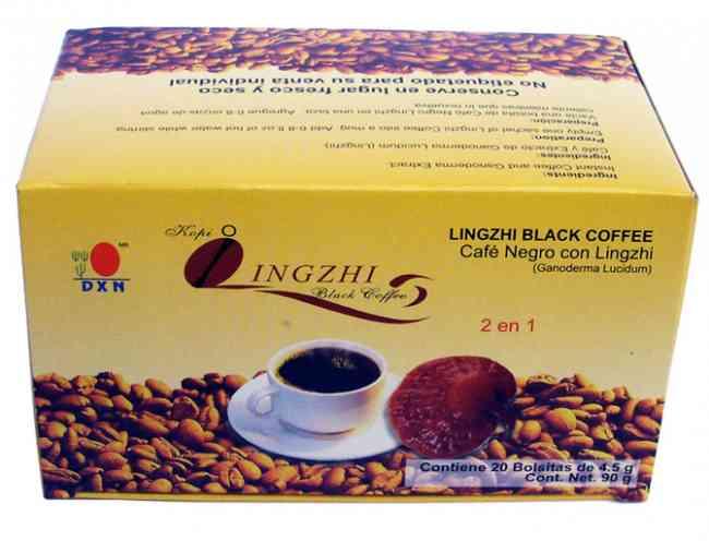 VENDO CAFE 2 EN 1 CON GANODERMA