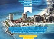 Los mejores hoteles de cancún con descuentos hasta del 60%