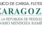 Mudanzas zaragoza (fletes y mudanzas)