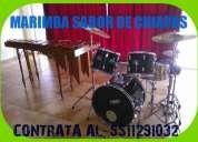 Marimba chiapaneca para todo tipo de eventos sociales 5511291032