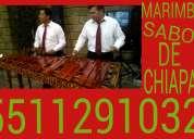Renta de marimba para jardines de sta. monica 5511291032