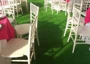 Renta de pasto sintÉtico para tu boda, xv, expo etc.