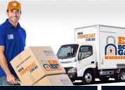 mudanza , fletes y servicio de logística integral