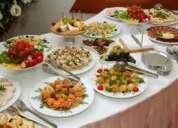 Banquetes de primera al mejor precio