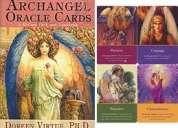 lectura de tarot angelical y arcangeles