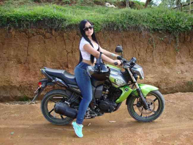 Motos Yamaha Usadas