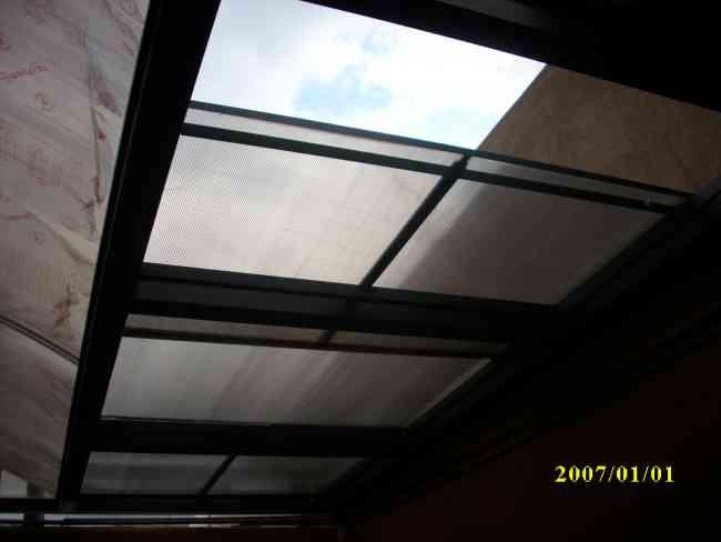 Domos techos translucidos policarbonato acrilico lamina de for Techos de policarbonato para azoteas