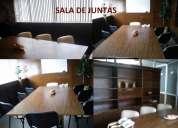 Sala de juntas en renta en naucalpan estado de mÉxico