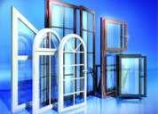 Aluminio y vidrio disealum