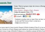 Viajes tibet en grupo:viajar de lhasa a zhangmu & monte himalaya 8 dias