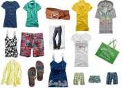 Lote de ropa americana nueva original etiquetada