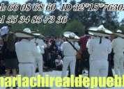 Mariachis en alvaro obregon 66086860 urgentes 24 hrs servicios