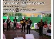 Mariachis en alvaro obregon 66086860 urgentes a domicilio