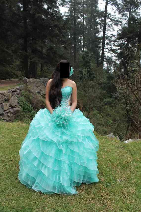 686a0cb50 3 vestidos de quince anos leon gto