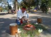 Escuela de danza azteca en mestizsaje