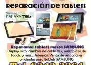 Reparacion a tablets samgung en monterrey