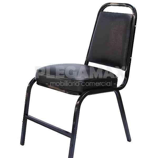 sillas apilables para oficinas, eventos sociales o fiestas  Tlalpan