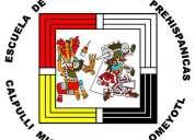 Escuela de danza azteca