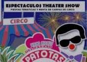 circo para fiestas tematicas vip