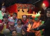Espectaculos de circo real solo clientes vip
