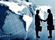 Gerente y asesor de ventas