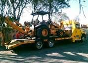 Arrendadora de maquinaria y excavaciones