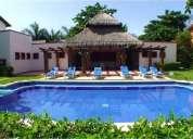 Rento linda casa en cancun