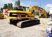 Excavadora caterpillar 322bl