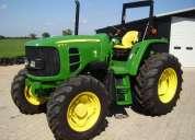 Tractor agricola john deere 6115d 2013 urgente