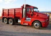 Kenworth t600 1993 volteo 14 mts