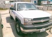 Chevrolet 2003 heavy duty