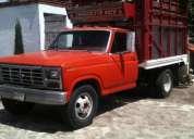 Vendo camioneta de carga ford, 3ton. buen estado para el trabajo.muy buen precio!!!!!!!