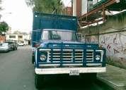 Camion ford f600 redilas frenos aire original clasico 1975