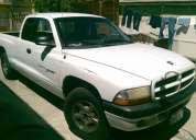 Dodge dakota sport extra cab 2001 papeles al dia